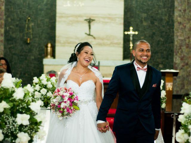 O casamento de Daiane e Anderson