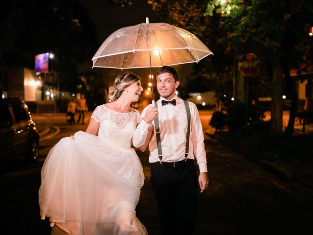 O casamento de Najla e Thiago