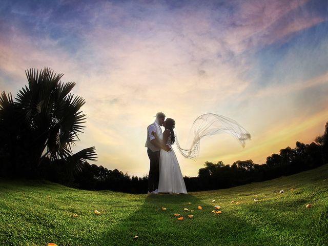 O casamento de Amanda e Walisson