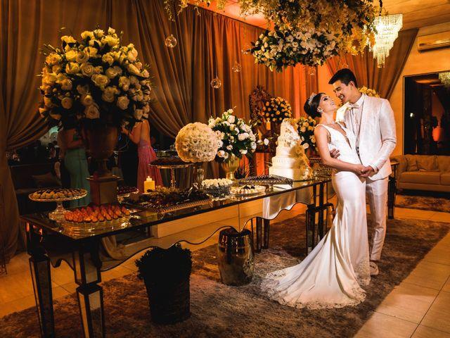 O casamento de Francieli e Matheus