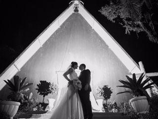O casamento de Carina e Gustavo