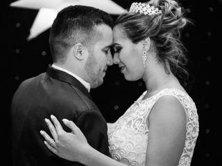O casamento de Tatiana e Flavio