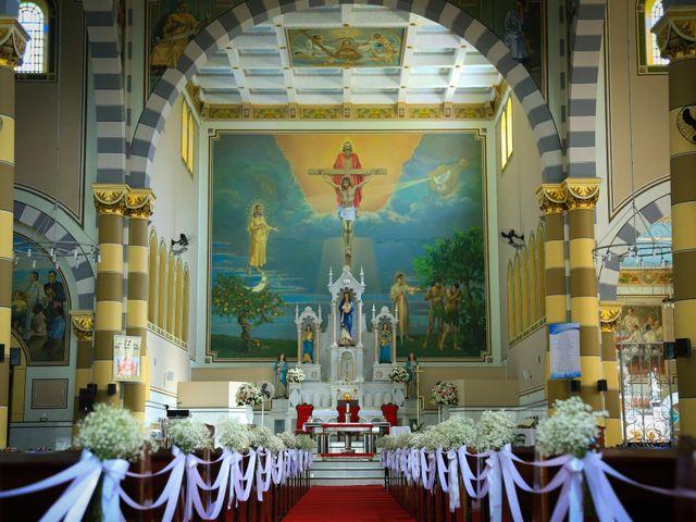 O casamento de Flavio e Tatiana em Várzea Paulista, São Paulo 3