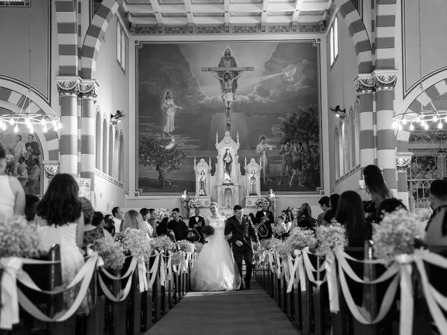 O casamento de Flavio e Tatiana em Várzea Paulista, São Paulo 8