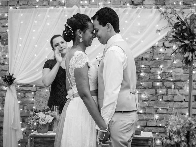 O casamento de Tatiane e Rodrigo