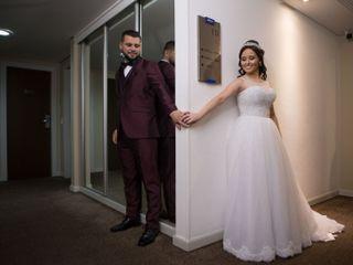 O casamento de Denilson e Gizelly 3