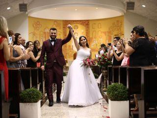O casamento de Denilson e Gizelly