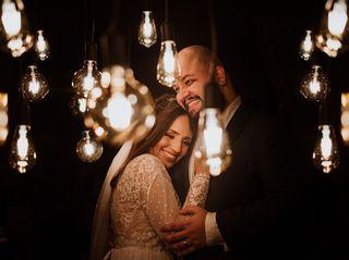 O casamento de Jéssica e Diego