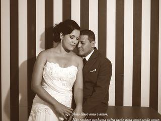 O casamento de Neide e Nilson 1