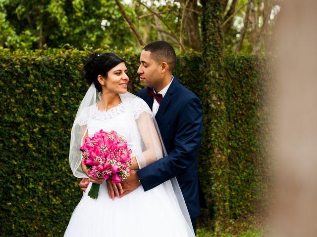 O casamento de Vania e Samuel