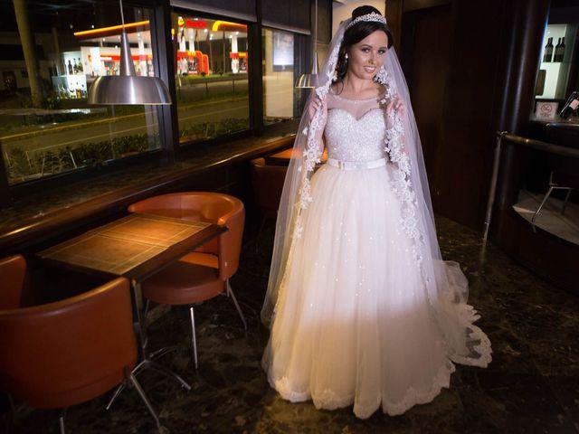 O casamento de Gizelly e Denilson em Joinville, Santa Catarina 5