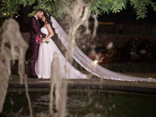 O casamento de Gizelly e Denilson em Joinville, Santa Catarina 6
