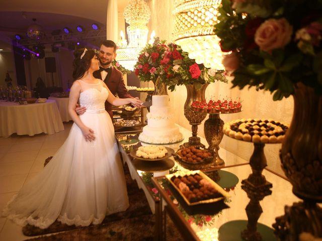 O casamento de Gizelly e Denilson em Joinville, Santa Catarina 1