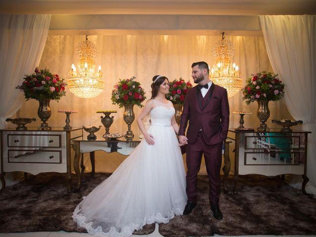 O casamento de Gizelly e Denilson em Joinville, Santa Catarina 7