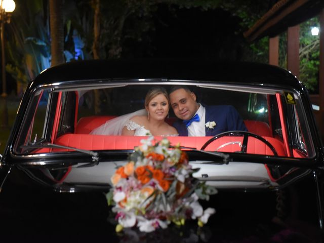 O casamento de Karolyne e Ricardo