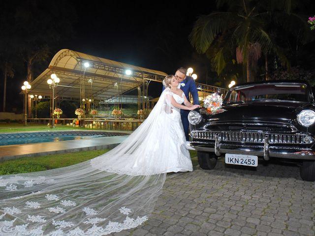 O casamento de Ricardo e Karolyne em Mairiporã, São Paulo 1