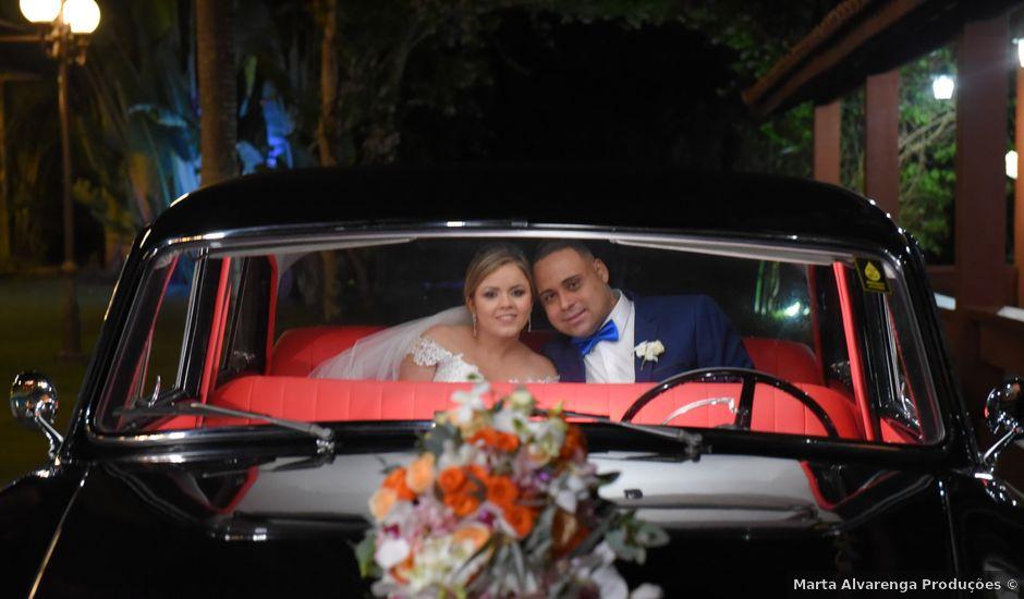 O casamento de Ricardo e Karolyne em Mairiporã, São Paulo
