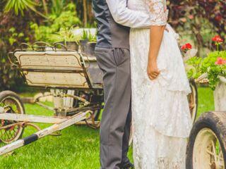 O casamento de Gabi e Leto 1