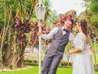 O casamento de Gabi e Leto 2