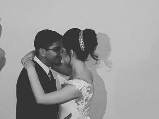 O casamento de Deborah  e Araão 1