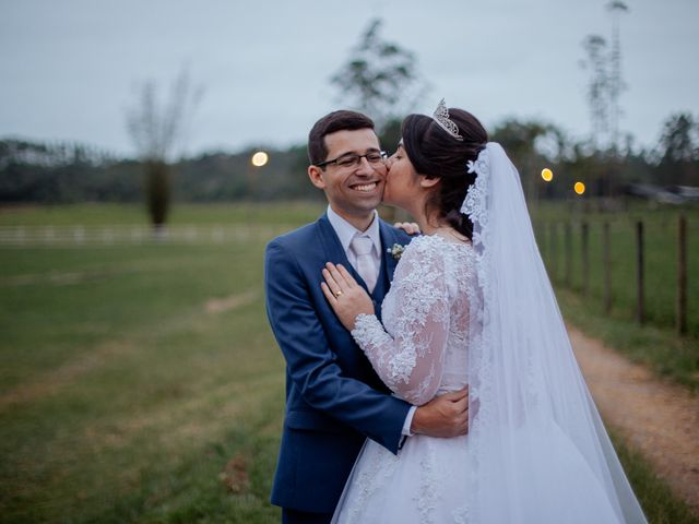 O casamento de Jhennyfer e Lucas