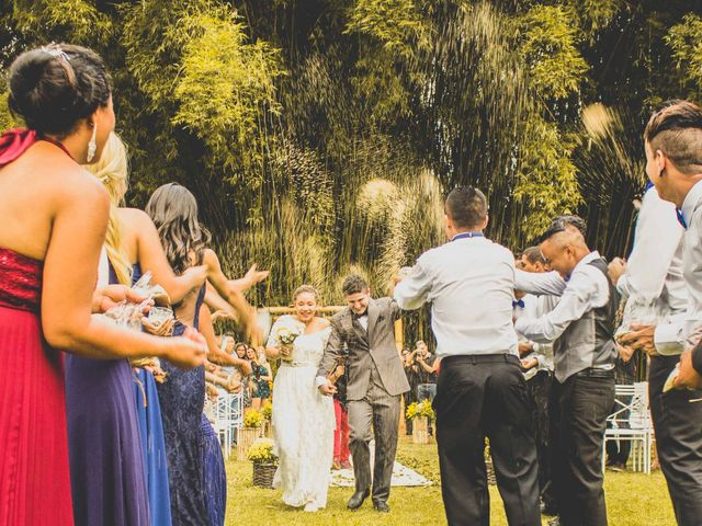 O casamento de Gabi e Leto