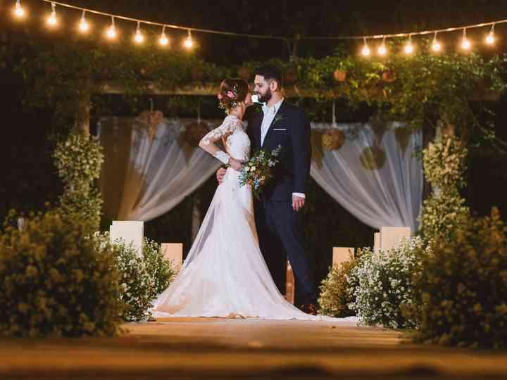 O casamento de Ana Caroline e Wesley