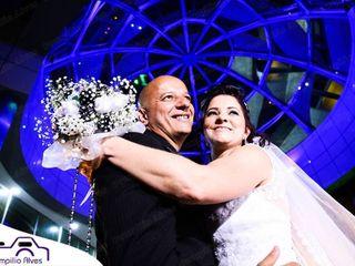 O casamento de Marlene e Fábio
