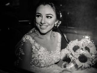 O casamento de Keila e Miriel 1
