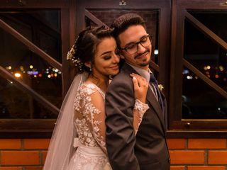 O casamento de Keila e Miriel