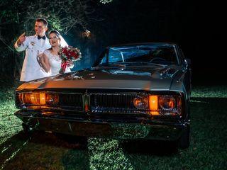 O casamento de Chayane e Rafael