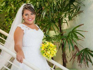 O casamento de Viviane e Wadson 1