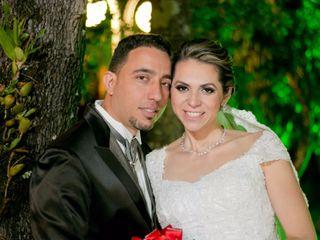 O casamento de Elisangela e Luciano