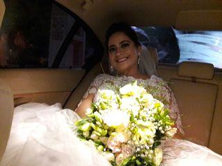 O casamento de Lourenne  e Flávio  1