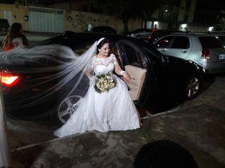 O casamento de Lourenne  e Flávio