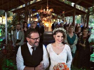 O casamento de Bertil e Stefani