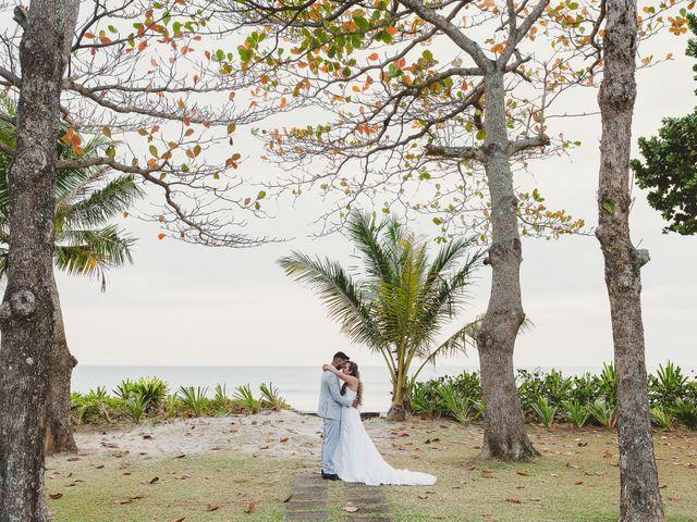 O casamento de Tatiane e Rubens