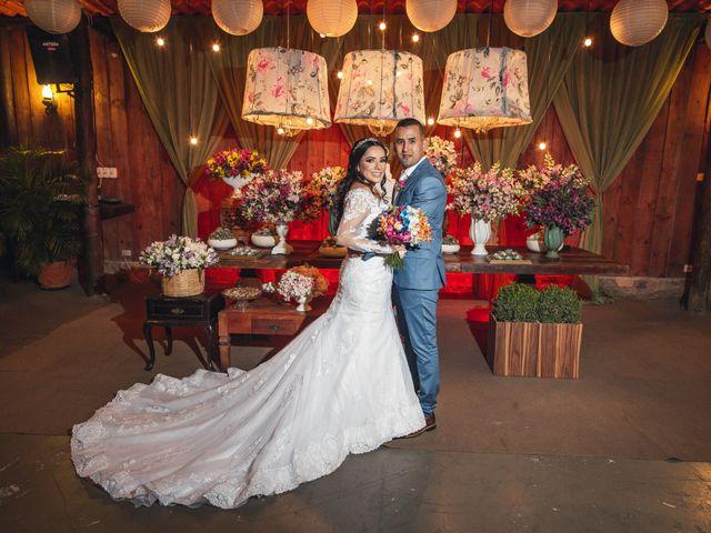O casamento de Karine e Luiz Fernando