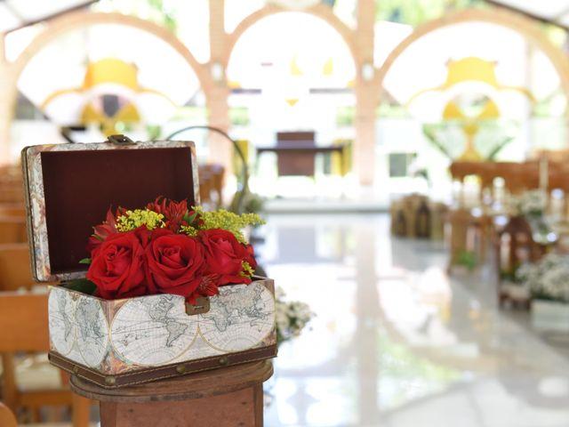 O casamento de Thiago e Thais em Mairiporã, São Paulo 5