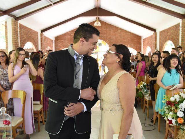 O casamento de Thiago e Thais em Mairiporã, São Paulo 8