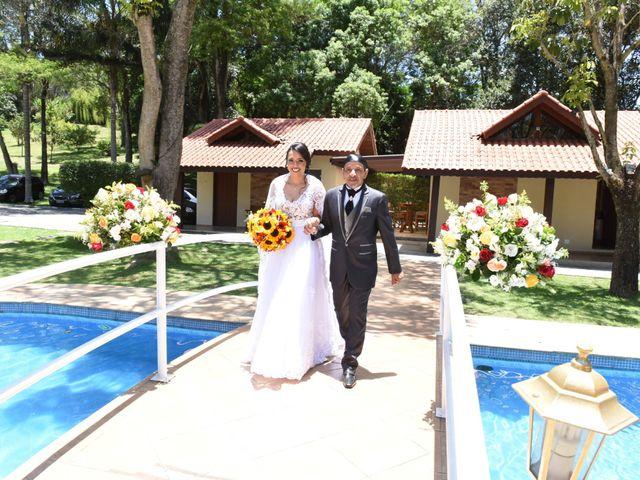 O casamento de Thiago e Thais em Mairiporã, São Paulo 9