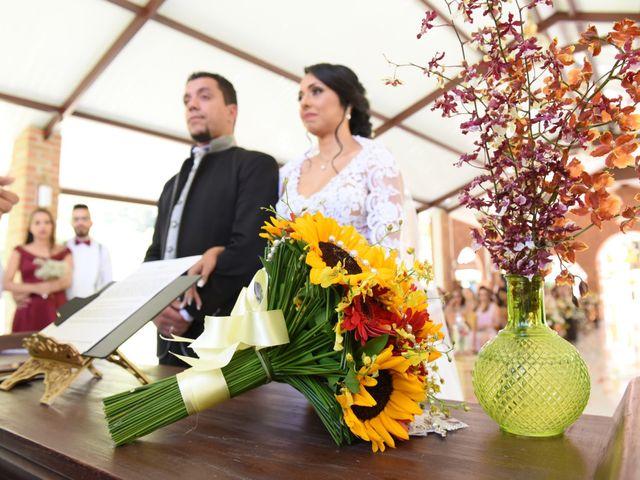 O casamento de Thiago e Thais em Mairiporã, São Paulo 13