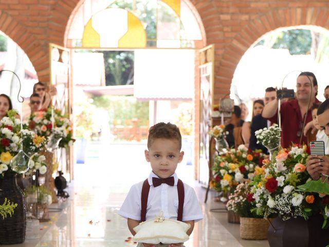 O casamento de Thiago e Thais em Mairiporã, São Paulo 14