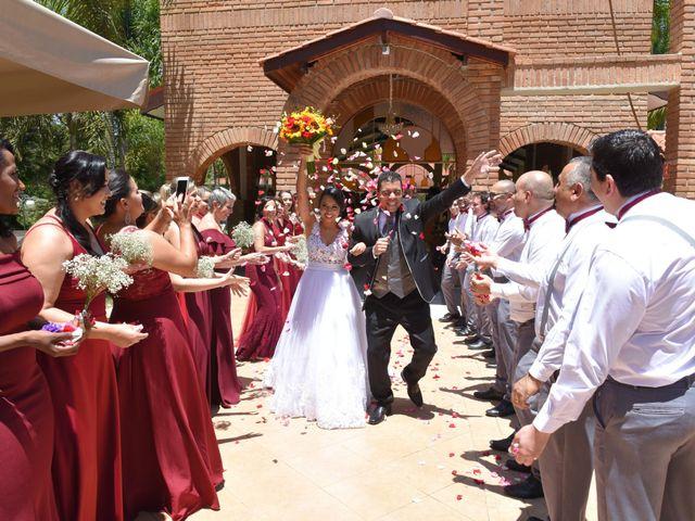 O casamento de Thiago e Thais em Mairiporã, São Paulo 1