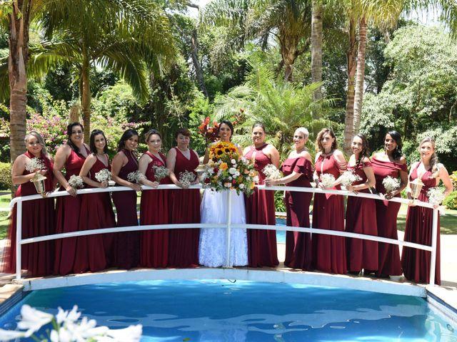 O casamento de Thiago e Thais em Mairiporã, São Paulo 17