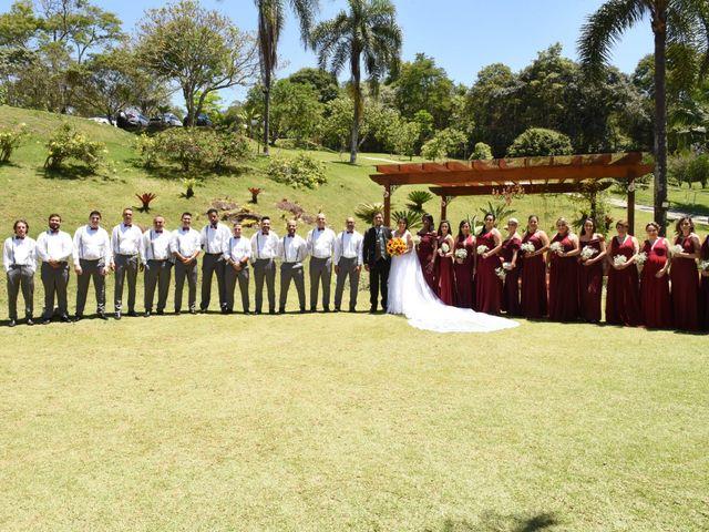 O casamento de Thiago e Thais em Mairiporã, São Paulo 18