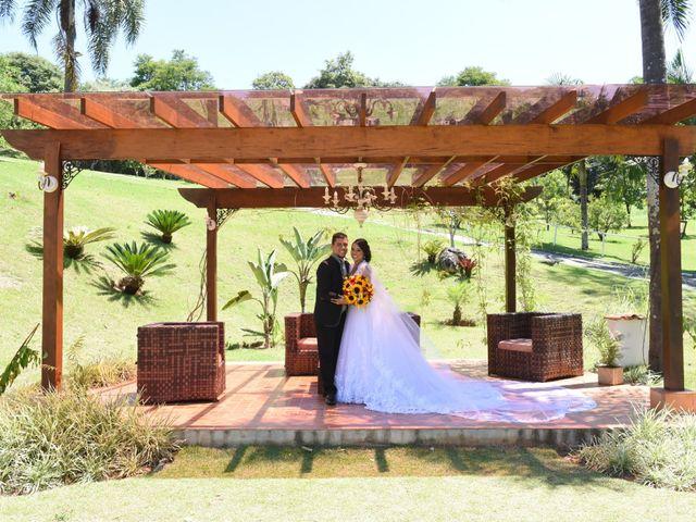 O casamento de Thiago e Thais em Mairiporã, São Paulo 20