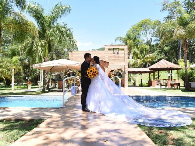 O casamento de Thais e Thiago