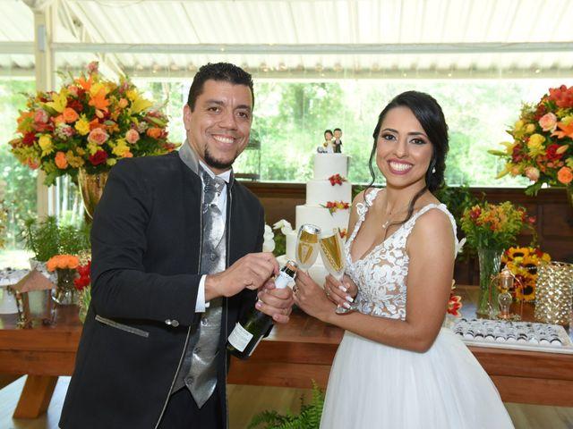 O casamento de Thiago e Thais em Mairiporã, São Paulo 24