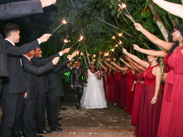 O casamento de Luciene e Juniel